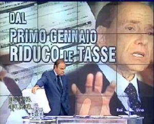 Le 21 nuove tasse di Berlusconi