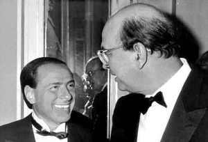 Mangano e Dell'Utri, della mafia e del PdL (eroi del berlusconismo)