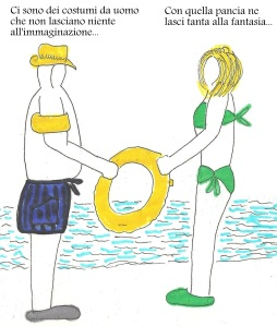 16 agosto - tutti al mare a mostrar le... chi può