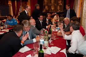 poletti e la cena con i criminali