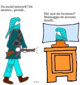 04 marzo - Guerra ai social network ai tempi del svuotare il mare con un colino