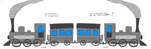 26 marzo - Il treno c'è ma il macchinista è un esubero