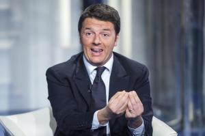"""Rai1 - Matteo Renzi ospite a """"Porta a Porta"""""""