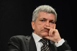 Il leader di Sel, Nichi Vendola  a Genova, 08 febbraio 2013. ANSA/LUCA ZENNARO