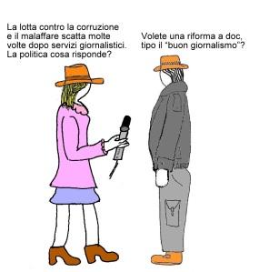giugno 09 - Poveri il Paese che ha bisogno di ... giornalisti