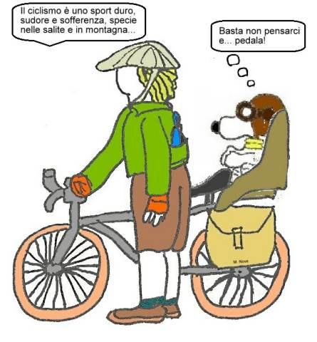23 maggio - Il ciclismo unisce il territorio disunito