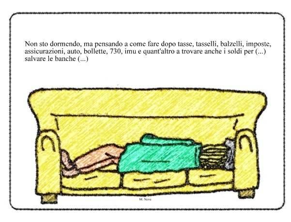 10 luglio - Il divano (...) ultimo amico