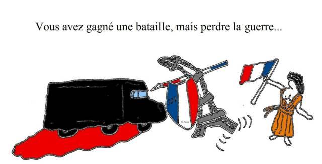 16 luglio - Liberté, Égalité, Fraternité