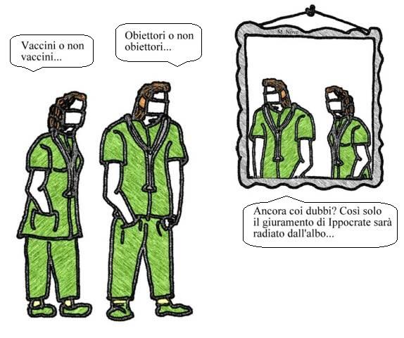 22 luglio - Nuove norme per i medici obiettori... di chè