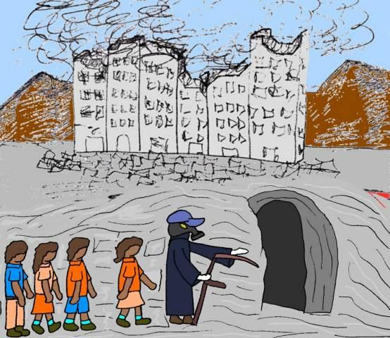 05 aprile - Strage di bambini infinita