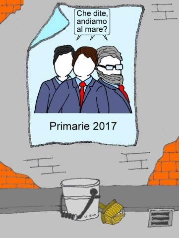 30 aprile - Giorno di primarie, secondarie, terziarie ecc.