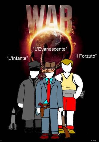 16 maggio - Il mondo in mano a tre personaggi in cerca di... niente