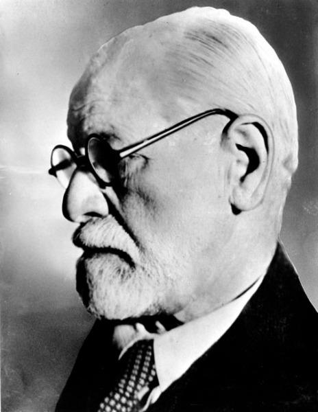 Psychoanalyst Dr. Sigmund Freud is photographed in Vienna, Austria in April 1936. (AP Photo)