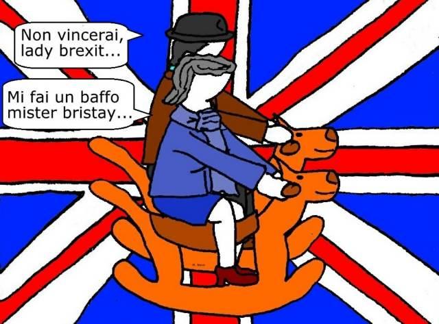 09 giugno - Fotofinish della brexit