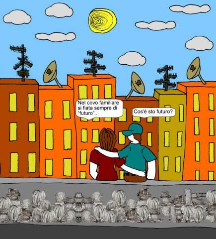01 luglio - L'amore sul muretto di periferia