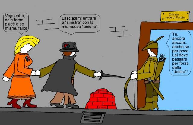 04 luglio - Tentativo di gemellaggio tra forze lontane