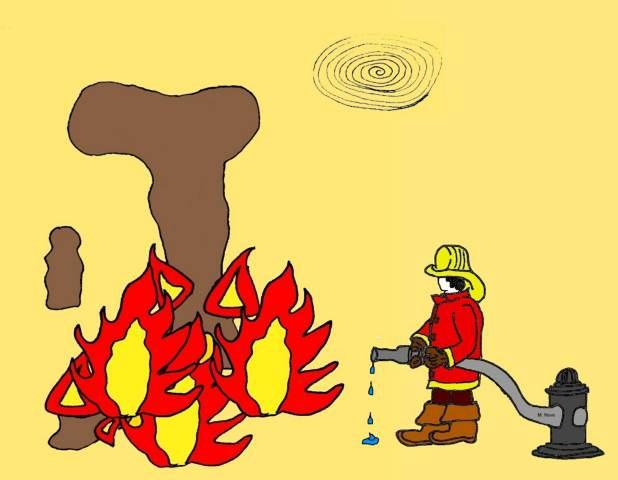 13 luglio - Il nostro strano Paese va a fuoco... Ahi