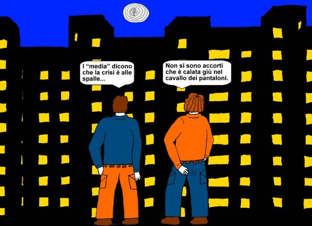 19 settembre - La crisi si allontana... insieme al lavoro