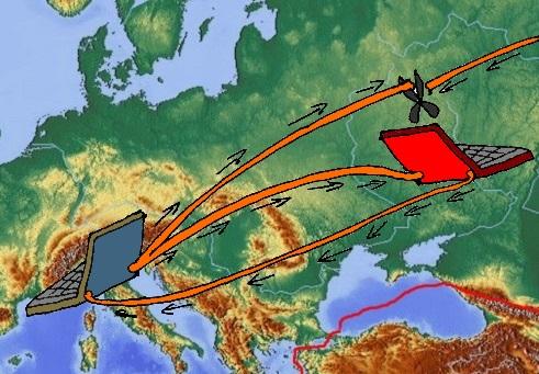 10 dic - Se compromettenti informazioni vuoi ricevere... l'amicizia con i russi devi avere!