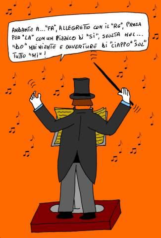 05 feb - Della musica il maestro fa strumento... per far sognare della politica lo «spegnimento»!.jpg
