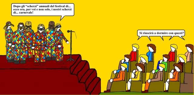11 feb - Alla fine i coriandoli del carnevale... chi li raccoglie qualcosa vale!
