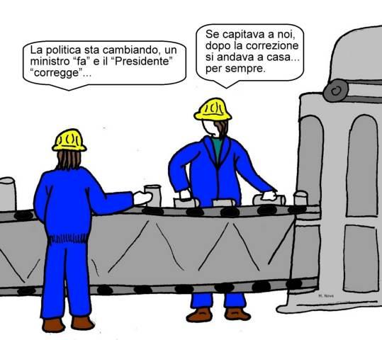 14 lug - La politica salva sempre i suoi... mentre il lavoro si toglie i tuoi!.jpg