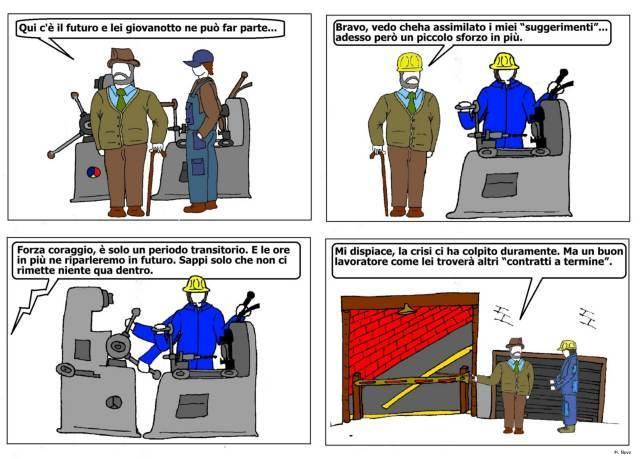 21 lug - Si discute di dimissioni... tanto i lavoratori son illusioni!.jpg