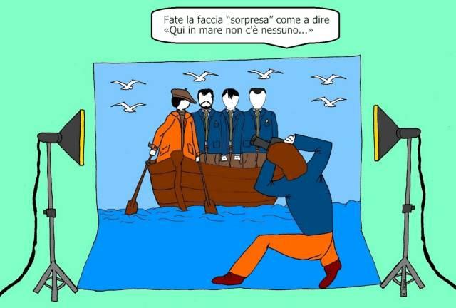 26 lug - Notizie false o vere... alla gente «pensare» a quale credere!.jpg