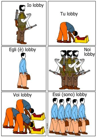 06 ago - Le lobby son tante... tenute in piedi dal politicante!.jpg