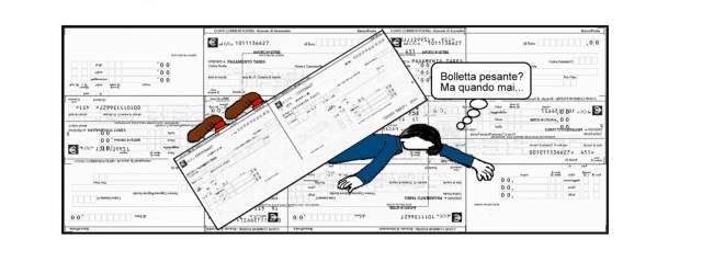 11 ago - Le bollete son pesanti… solo per i paganti!