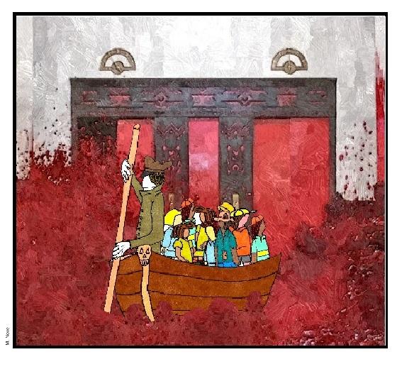 22 gen - Troppe tragedie in mare... e le decisioni umane son rare!.jpg