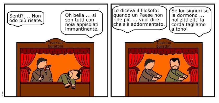 27 feb - Sono rappresentazione i burattini... di un mondo di sassolini!.jpg