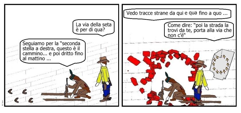 14 mar - La via della seta... non piace all'euromoneta!.jpg