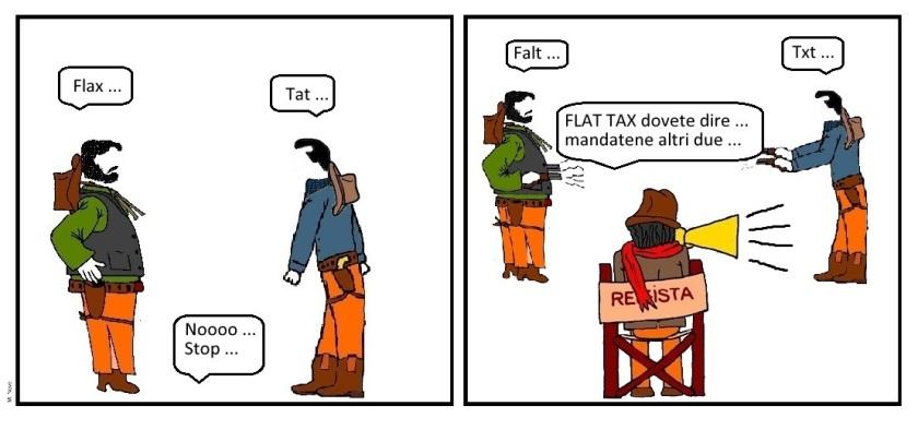 20 mar - Sono contro le tasse... basta salvare le casse!.jpg