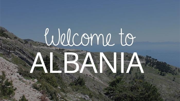 albania-welcome