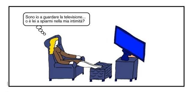 27 giu - Spettatore e televisione... in mezzo c'è solo nà trasmissione!