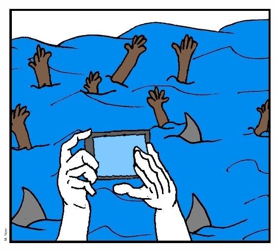 02 lug - Chi di selfie colpisce... di cose naturale perisce!