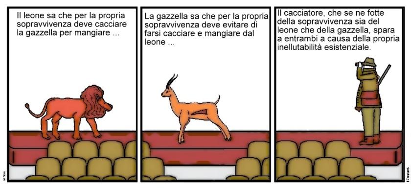 12 set - Del leone e gazzella... piene abbiam la piazzella!.jpg
