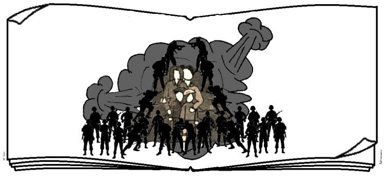 07 gen - Le feste son finite... e parole di guerra a noi son pervenite!