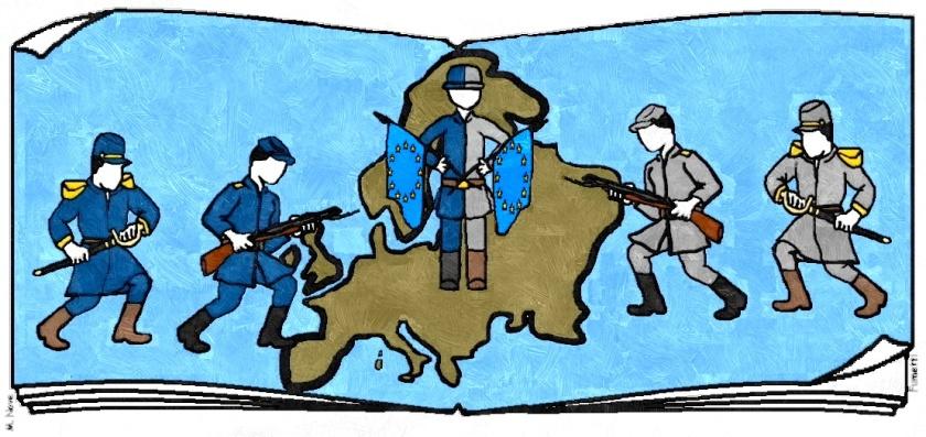 30 mar - Battaglia campale tra nazioni... divise tra nord e sud «piagnoni»!